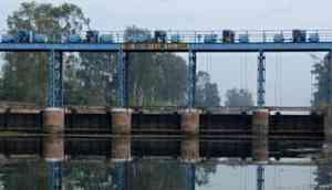 Haryana in poll mode: parties play water games to garner votes