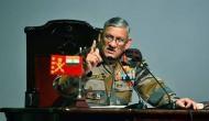 पाकिस्तान पर सेना प्रमुख के सख्त तेवर, दोबारा कर सकते हैं सर्जिकल स्ट्राइक !