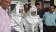 डेढ़ करोड़ की ठगी के लिए NASA के वैज्ञानिक बने बाप-बेेटे
