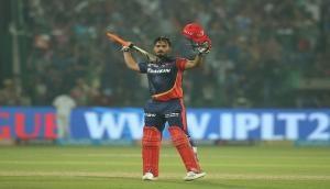IPL 2018, DD vs SRH: रिषभ पंत ने खेली तूफानी शतकीय पारी, हैदराबाद के सामने 188 रनों का लक्ष्य