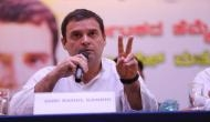 Rahul Gandhi says 'PM Modi does not discuss fundamental issues'