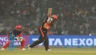 IPL 2018,DD vs SRH: हैदराबाद जीत के करीब, धवन और विलियमसन क्रीज पर मौजूद