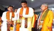 त्रिपुरा के सीएम बिप्लब देब का नया ऐलान - 5000 परिवारों को वितरित करेंगे गाय