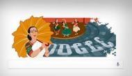 मृणालिनी साराभाई के 100वें जन्मदिन पर Google ने Doodle बना कर किया याद
