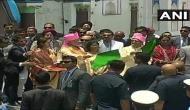 PM मोदी ने नेपाल-अयोध्या बस सेवा को दिखाई हरी झंडी, ओली को कहा-भाई शुक्रिया