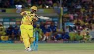 IPL 2018, CSK vs RR : रैना की शानदार पारी के दम पर चेन्नई ने राजस्थान को दिया 177 रनों का लक्ष्य