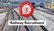 RRB 2018: रेलवे ने निकाली कई पदों पर वैकेंसी, 16 मई तक करें आवेदन