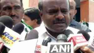 Yeddyurappa runs away from floor test. Will Vajubhai now call Kumaraswami?