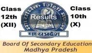 MP Board Result 2018: 14 मई को 10वीं और 12वीं के नतीजे इस समय होंगे घोषित
