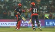IPL 2018, DD vs RCB: रिषभ पंत- अभिषेक शर्मा ने खेली तूफानी पारी, RCB के सामने 182 रनों का लक्ष्य