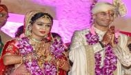 OMG! Choas at Lalu Prasad's son Tej Pratap's wedding; unruly crowd breaks security cordon, loots food and crockery