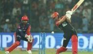 डिविलियर्स के 6 छक्कों ने बचाई RCB की लाज, दिल्ली की IPL 2018 में मट्टी खराब!