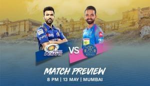 IPL 2018, MI vs RR: Ajinkya Rahane won the toss and chose to field first
