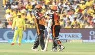 IPL 2018, CSK vs SRH: धवन-विलियमसन की धमाकेदार पारियों के दम पर हैदराबाद ने चेन्नई को दिया 180 रनों का लक्ष्य