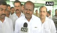 कुमारस्वामी का BJP पर आरोप- हमारे विधायकों को 100 करोड़ और कैबिनेट पद का ऑफर दिया