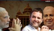 Karnataka Election results take a sharp turn, BJP the single largest party may not come to power in the state