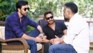 Ranbir Kapoor and Ajay Devgn starrer father-son film directed by Luv Ranjan got postponed