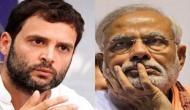 मोदी सरकार के 4 साल: कांग्रेस मना रही विश्वासघात दिवस, कहा- मोदी का भाषण ही BJP का शासन है
