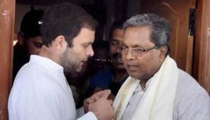 JD-S Kumaraswamy will be next Karnataka CM: Siddaramaiah