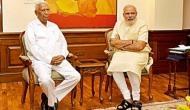 कर्नाटक चुनाव: जिन्होंने मोदी के लिए छोड़ी थी सीट, अब उस राज्यपाल के हाथ में है CM की चाबी