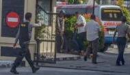 Indonesia: Four men attack Sumatra police station with samurai sword