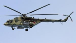 नेपाल सेना का कार्गो हेलिकॉप्टर क्रैश, दोनों पायलट की मौत