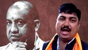 Ex-protege may now be irritant for Adityanath