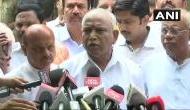 कर्नाटक : BJP विधायक दल के नेता चुने गए येदियुरप्पा, आज राज्यपाल से मिलकर कल से सकते हैं शपथ