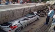 वाराणसी: तीन महीने पहले बना फ्लाईओवर का एक हिस्सा ढहा, 18 लोगों की मौत