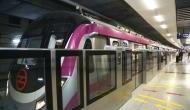 खुशखबरी: जल्द शुरु होगी कालकाजी मंदिर और जनकपुरी पश्चिम के बीच मेट्रो