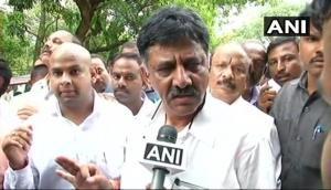 DK Shivakumar is in practice of influencing the witness, ED tells court