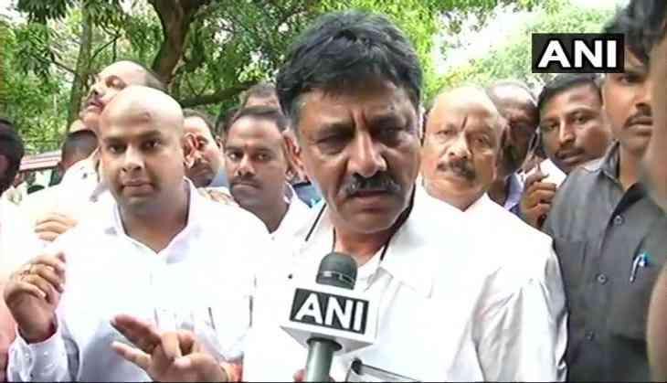SC dismisses ED's plea challenging DK Shivakumar's bail