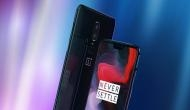 OnePlus 6 with iPhone X notch announced, to arrive on May 22