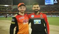 SRH vs RCB: Will Virat be able to take on the invincible army of Kane Williamson?