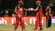 IPL 2018, RCB vs SRH: डिविलियर्स-मोईन अली की विस्फोटक पारी से RCB ने खड़ा किया पहाड़ सा स्कोर