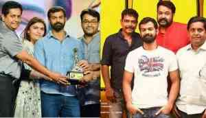 Aadhi: Mohanlal and family attend the 100 days celebrations of Pranav Mohanlal's debut film (Pics Inside)