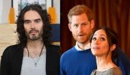 Royal wedding: Russell Brand boasts about kissing royal bride Meghan Markle in 'Get Him To The Greek'