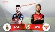 IPL 2018: घर में कोहली के सामने हैदराबाद की 'विराट' चुनौती