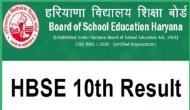 HBSE Board 10th Result 2018: 10वीं का रिजल्ट 21 मई को जारी करेगा हरियाणा बोर्ड