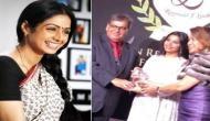 Cannes Film Festival:  श्रीदेवी को कान्स में मिला अवॉर्ड, सुभाष घई ने अवॉर्ड लेते हुए कही ये बात