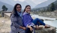 Alia Bhatt shooting for 'Kalank' in Kargil, Kashmir