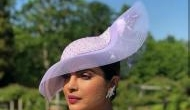 Watch Royal Wedding Live: Priyanka Chopra looks stunning in lavender outfit for Meghan Markle And Prince Harry's wedding