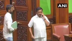 कर्नाटक: येदियुरप्पा सरकार बचाने के लिए प्रोेटेम स्पीकर करेंगे इन ताकतों का इस्तेमाल!