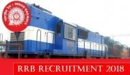 RRB Recruitment 2018: रेलवे में ग्रुप-C के 60 हजार पदों पर वैकेंसी, ऐसे होगा चयन