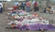 गुजरात में दर्दनाक हादसा, भावनगर-अहमदाबाद हाईवे पर ट्रक पलटने से 19 की मौत