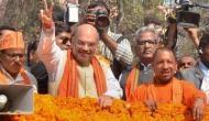 2019 लोकसभा चुनाव जीतने के लिए BJP निकालेगी 3 रथ यात्राएं, अमित शाह होंगे सारथी