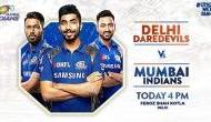 IPL 2018: दिल्ली से हार का बदला लेकर प्लेऑफ में पहुंचना चाहेगी मुंबई