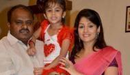 कुमारस्वामी से 27 साल छोटी हैं उनकी एक्ट्रेस बीवी, Google पर कर रही हैं ट्रेंड