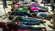राजस्थान: जहरीला खाना खाने से हुए इतने लोग बीमार कि अस्पताल में कम पड़ गयी जगह