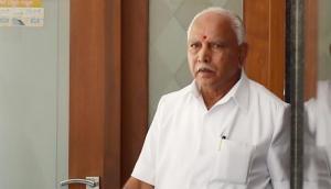 Yediyurappa condemns K'taka BJP chief's 'drug addict' remark on Rahul Gandhi